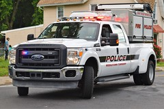 Middletown Township Police Traffic Unit (Engine 907) Tags: middletown township police traffic unit ford