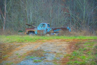 Rusty Chevy part 2