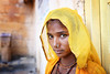 rajasthan - india 2018 (mauriziopeddis) Tags: jaisalmer india rajasthan portrait ritratto street eyes yellow tribal tribe people face volto reportage