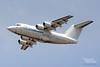 VH-NJV NC BAe 146 34R YSSY-1726 (A u s s i e P o m m) Tags: cobham mascot newsouthwales australia au nc bae146 bae146f syd yssy sydneyairport quadrapuff jumbolino