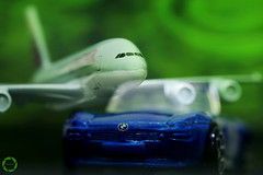 T R A V E L  |  Happiness is... (NadzNidzPhotography) Tags: nadznidzphotography 7dwf newpurposes smileonsaturday happinessis car airplane blue green tour vacation travel macro