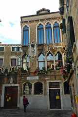 2013.05.25.016 VENISE - Sestiere di Cannaregio - Campanello santa Maria Nova (alainmichot93 (Bonjour à tous - Hello everyone)) Tags: 2013 italie europe ue italia venise venezzia sestieredicannaregio architecture rue street via place