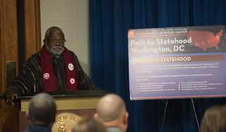 December 6, Statehood Commission Meeting