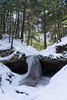 Hidden Falls Exploration, February 2018-11 (Nathan Invincible) Tags: sunshine keweenaw keweenawpeninsula upperpeninsula up michigan michigansupperpeninsula michiganskeweenawpeninsula mi snow snowshoes snowshoeing winter ice waterfall adventure exploration forest woods frozen