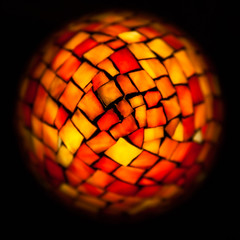 Планета Земля 2049 / Planet Earth 2049 (Yuri Balanov) Tags: abstraction future pentax pentaxk20d tamron tamron2875 fullcolor color red orange yellow light shadow