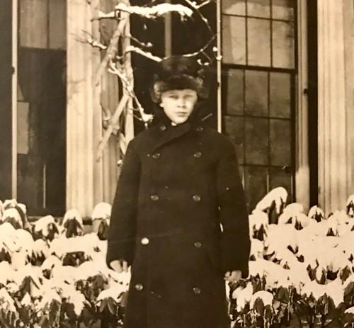 John Van Norden February 1909