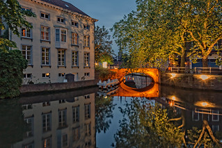 Bruges for night painters