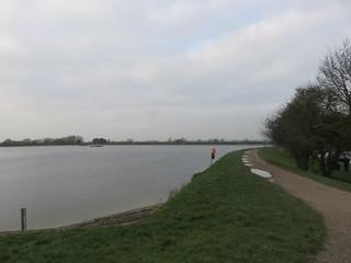 UK - Hertfordshire - Near Marsworth - Startop's End reservoir