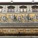 Furstenzug é uma grande pintura de parede
