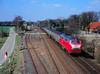 Ruhrgebiet-Münsterland-Express (trainspotter64) Tags: eisenbahn zug train treno tren trein lokomotive lok diesellok railroad railway spoorwegen bahn vlak db bundesbahn westfalen münsterland bahnhof br216