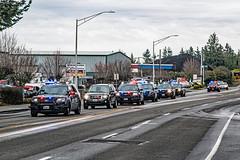 Memorial Procession of Pierce County Sheriff's Department Deputy Daniel McCartney (#484) (andrewkim101) Tags: memorial procession pierce county sheriffs department deputy daniel mccartney 484 wa washington state tacoma lakewood
