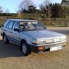 0 011 (uk_senator) Tags: 1989 nissan bluebird 20 gl estate u11 wu11 silver