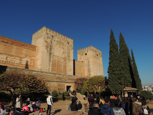 Alhambra: Alcazaba