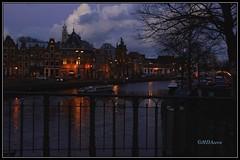 Desde el puente (mariadoloresacero) Tags: nocturne ilca68 sony nocturna hollande holland pays bas países bajos haarlem