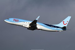 Boeing 737-800 OO-TUP TUI Belgium (Planes Spotter And Aviation Photography By DoubleD) Tags: tui airlines belgium airport aeroport toulouse lfbo france occitanie boeing aircraft plane planes b737 737 737800 winglet take off cfm engines sky canon eos spotters spotter spotting aviation aero air