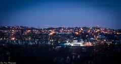 City of Malden's long exposure nightscape (kuntheaprum) Tags: waittmount sunset cityscape nikon d750 85mm f14 malden