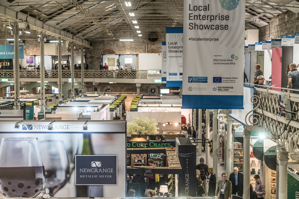 SHOWCASE IRELAND AT THE RDS IN DUBLIN [Sunday Jan. 21 to Wednesday Jan. 24]-136010