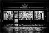 Novelli's (ianrwmccracken) Tags: night d750 nikon reflection lowlight evening nikkor2470mmf28 fife road monochrome ianmccracken scotland novelli cafe burntisland bw rain business town coffee icecream people candid street shop pavement tarmac