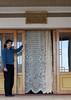 North Korean woman who had a visit of Kim Jong il in her house, North Hamgyong Province, Jung Pyong Ri, North Korea (Eric Lafforgue) Tags: adultsonly architecture asia colourpicture communism curtain dprk eternalpresident fulllength greatleader house housing humanbeing jungpyongrivillage kimilsung kimjongil korea lookingatcamera myongchoncounty nkorea9672 northhamgyongprovince northkorea oneperson onewomanonly people propaganda vertical visit woman jungpyongri 北朝鮮 북한 朝鮮民主主義人民共和国 조선 coreadelnorte coréedunord coréiadonorte coreiadonorte 조선민주주의인민공화국 เกาหลีเหนือ קוריאההצפונית koreapółnocna koreautara kuzeykore nordkorea північнакорея севернакореја севернакорея severníkorea βόρειακορέα