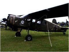 Max Holste MH 1521 Broussard - 13/F-GJBF (Aerofossile2012) Tags: maxholste mh 1521 broussard 13 fgjbf avion aircraft aviation meeting airshow laferté 2016