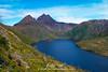 Cradle Mountain - Dove Lake (Santanu Banik) Tags: dove lake dovelake cradlemountainlakestclairnationalpark cradlemountain tasmania tassie hansons peak australia unescoworldheritagesite