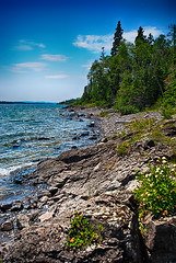 Western Rock Harbor (TCeMedia/Telecide) Tags: isleroyale national park michigan mi nature shore rock harbor lake superior isleroyalenationalpark