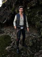 The smuggler (chevy2who) Tags: castingcave custom starwarscustom starwarscustomfigurarts figure action toyphotography toy solo han wars star figurarts sh