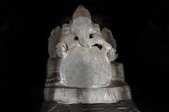 India - Karnataka - Hampi - Kadlekalu Ganesha - 5 (asienman) Tags: india karnataka hampi asienmanphotography ganesha