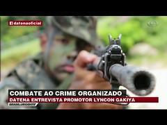 Justiça: Datena fala com promotor sobre crime organizado (portalminas) Tags: justiça datena fala com promotor sobre crime organizado