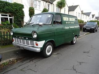 1969 Ford Transit Van