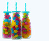 Treats (Simon Taylor Local Photographic) Tags: treats sweets candy jelly bean jars straws confectionary beans sugar bottle straw gift