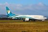 Oman Air MAX (A4O-MA) (Fraser Murdoch) Tags: oman air boeing 737 7378 max 738 b738 737800 b737800 b38m 38m a4oma glasgow airport egpf gla aviation fraser murdoch canon eos 650d aircraft oma wy muscat delivery ferry flight new 737max