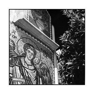 mosaics • kikkos, cyprus • 2017