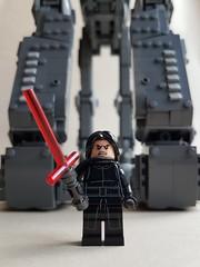 Lego Star Wars UCS AT-M6 07_02_2018 (kozikyo86) Tags: lego star wars atm6 first order last jedi 75189 mod moc gorilla walker