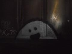 1390 (en-ri) Tags: fantasma ghost nero grigio train torino graffiti writing treno merci freight