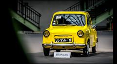 Vespa 400 (1959) (Laurent DUCHENE) Tags: bonhams auction enchere automobile car grandpalais 2018 vespa 400 microcar