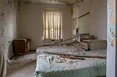 Nursing Home (The Dying Light) Tags: abandoned building photos canon 6d urban exploration photography 2017 decay urbex abandonednursinghome abandonedbuilding abandonedphotos canon6d urbanexplorationphotography urbanexploration