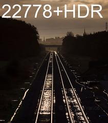 robfrance5d2_22778_to_22781hdr_081017_track_salwick_inf_edr16lr6pse15weblowres (RF_1) Tags: 2017 britain england fylde infrastructure lancashire lancshire networkrail prestonblackpool rail railroad rails railway railways repairing repairs salwick sunrise sunrises track trackwork tracks trackworks transport uk unitedkingdom