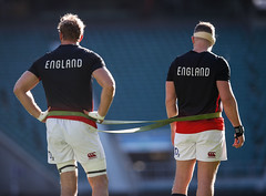 Series Only (O2 Sports) Tags: rugby union sport live action international london england gbr