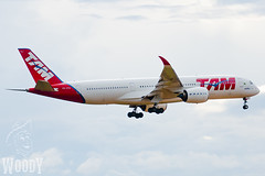 PR-XTA - CNF 20/02/2018 (Woody Spotter) Tags: airbus a350xwb a350 tam latam cnf