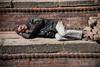 Nap time (rfabregatmoliner) Tags: nap sleep sleepy durbar square street streetphotography travel travelphotography kathmandu nepal asia nikon nikond750 d750 fullframe nikkor nikkorlenses