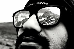 I'll Capture You in My Shades..!! (Eddie.Rasheed) Tags: himalayas kashmir mountains landscapes backpacker trek travel travelogue travelphotography shades wanderlust wanderer mypixeldiary nikonphotography nikon nikondigital capture beauty incredibleindia blackwhite monochrome bw portraitphotography portrait