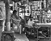 Slow Day (Beegee49) Tags: street filipina vendor trader stall coffee drinks bacolod city philippines