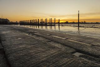Sunrise from Bosham Quays