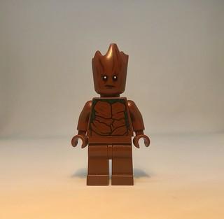 Lego Marvel Avengers Infinity War: Groot 2018