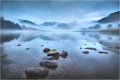 Blea Tarn (beninfreo) Tags: blaetarn frozen winter ice fog langdalepikes lakedistrict uk cloudtogroundimages canon canon5d3 1740mml 1740mm 2018