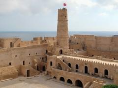 Ribat at Monastir (D-Stanley) Tags: ribat monastir tunisia islamic monastery