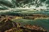 Baia da Guanabara (mcvmjr1971) Tags: trilhandocomdidi d7000 bondinho cablecar f28 mmoraes nikon pordosol pãodeaçucar riodejaneiro sugarloaf sunset tokina1116mm vistadecima