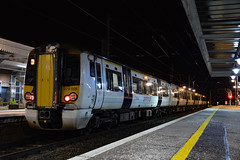 379005 - Ely - 05/01/18. (Trphotography04) Tags: greater anglia 379005 stands ely with 1h82 1707 london liverpool street kings lynn