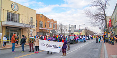 2018.01.15 Martin Luther King, Jr. Holiday Parade, Anacostia, Washington, DC USA 2373